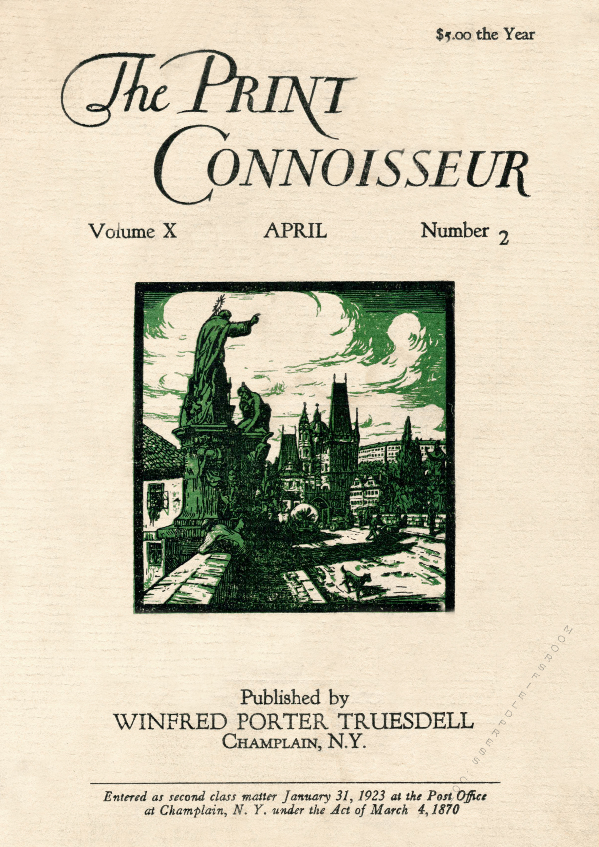 winfred porter truesdell-the print